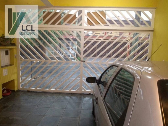 Sobrado Com 3 Dormitórios À Venda, 170 M² Por R$ 620.000,00 - Parque Monte Alegre - Taboão Da Serra/sp - So0019