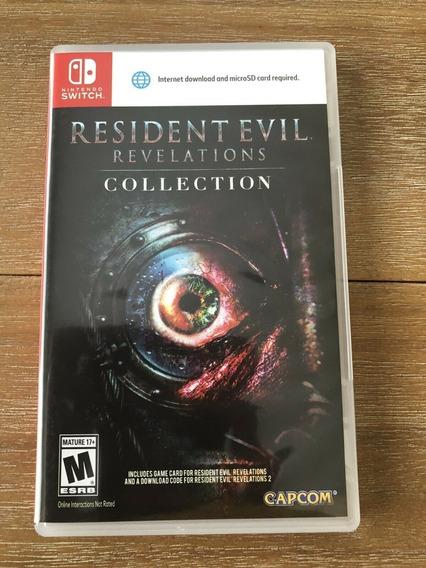 Resident Evil: Revelations - Semi Novo - Switch