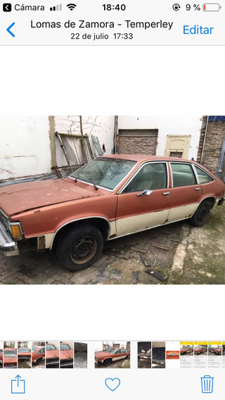 Chevrolet Citation,oportunidad (no Chevy,400,no Falcon)