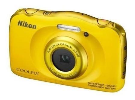 Camera Nikon Coolpix W100 10m Prova D