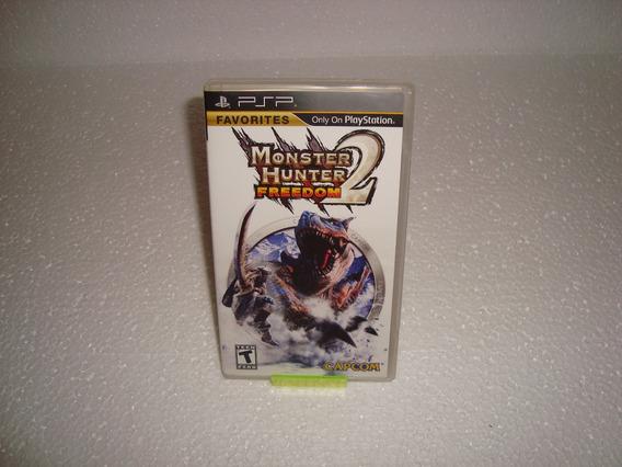 Monster Hunter 2 Freedom P/ Psp