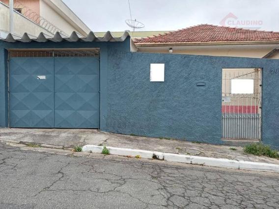Terreno À Venda, 169 M² Por R$ 500.000,00 - Vila Prudente - São Paulo/sp - Te0281