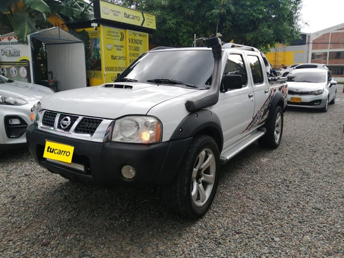 Nissan Frontier 2.5l Chasis 4x4