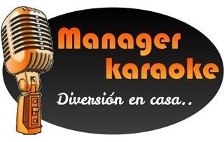 Karaoke Profesional Sin Discos Ni Flash, Se Instala En 5 Min