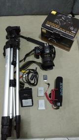 Nikon D5500 + Kit Completo