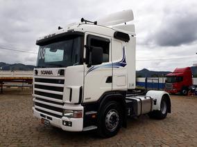 Scania R380 4x2 2007/2008