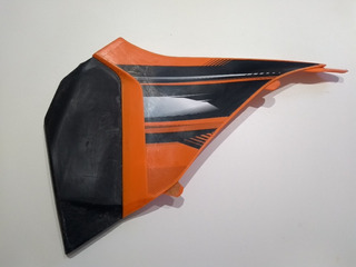 Carenagem Lateral Esquerda Ktm 125 150 250 350 450 Tampa