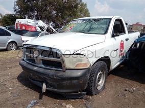 Dodge Ram 2500 St 2011 Para Reparar.. No Partes...