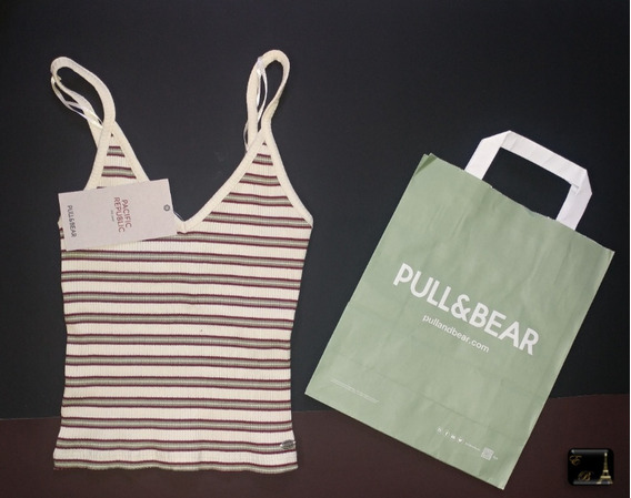 Top Pull&bear Original Dama