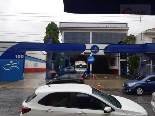 Prédio Para Alugar, 2300 M² Por R$ 35.000,00/mês - Vila Carrão - São Paulo/sp - Pr0108