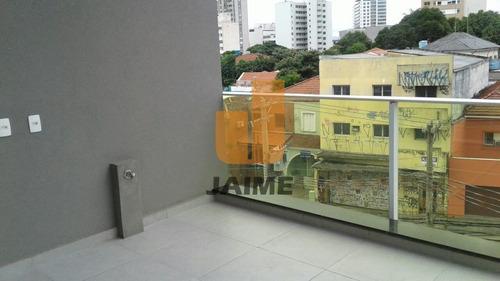 Flat Para Venda No Bairro Perdizes Em São Paulo - Cod: Pe5456 - Pe5456