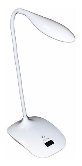 Luminaria Touch C/ Relogio Exclusivo Botão Sensitive Digital