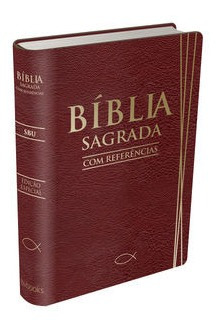Bíblia Sagrada Com Referências - Sbu
