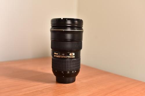 Lente Nikon Af-s Fx Nikkor 24-70mm F/2.8g Ed