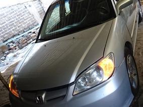 Honda Civic Ex Sedan 5vel Mt 2005