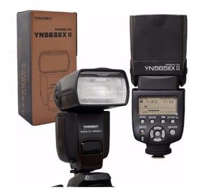 Flash Yongnuo Yn-565ex Ii Canon