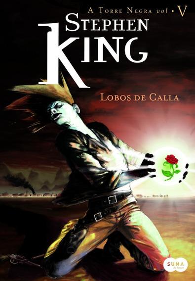 Livro Lobos De Calla Stephen King
