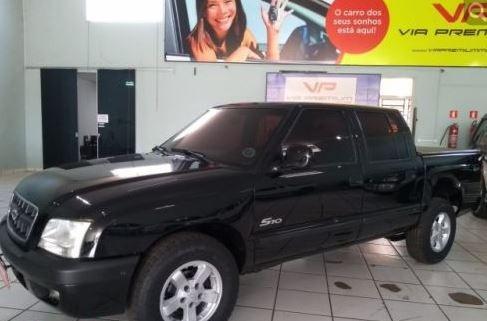 Chevrolet S10 2.8 Cab. Dupla 4x2 4p