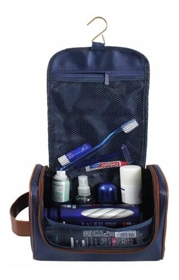 Necessaire Masculina Viagem Cabide Organizadora Mala Higiene
