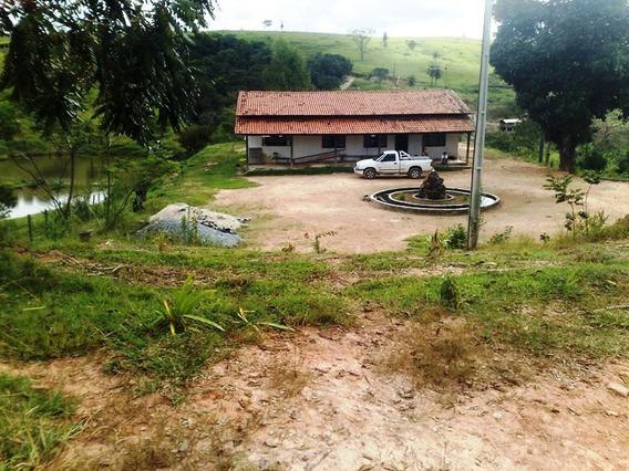 Excelente Fazenda , Próxima A Br 262 E A Cidade De Florestal. - 358