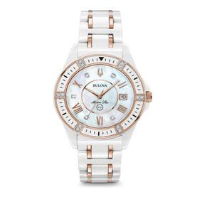 Relógio Feminino Bulova Marine Star 98r241
