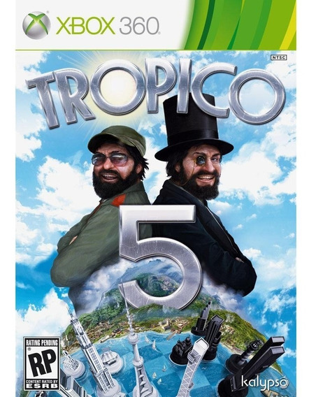 Tropico 5 - Xbox 360 Mídia Física Original