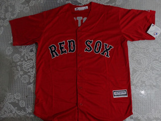 Camisa Mlb Baseball Red Sox David Ortiz