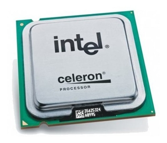 Celeron 440 2,00ghz 512kb 800mhz Socket Intel Lga 775