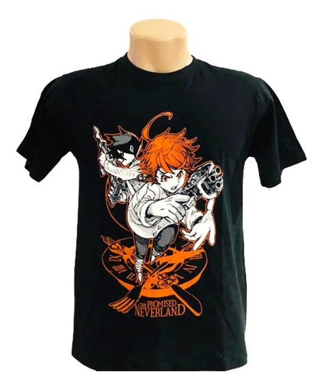 Camiseta The Promised Neverland - Yakusoku No Neverland