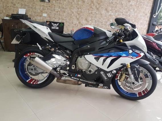 Bmw S1000 Rr 2012 Branca 30000 Km