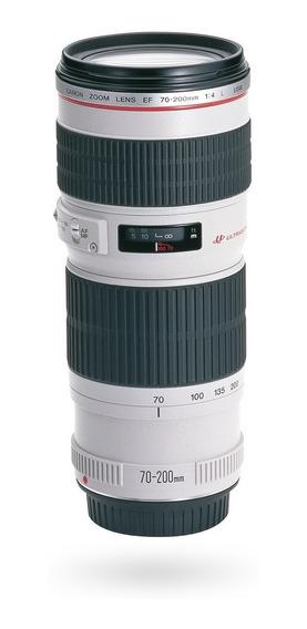 Lente Canon Ef70-200mm F/4l Usm