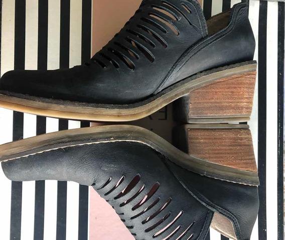 Zapatos Texanas Bajas