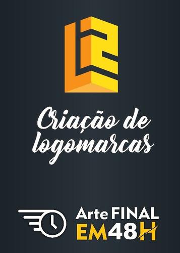 Imagem 1 de 5 de Logomarca Profissional