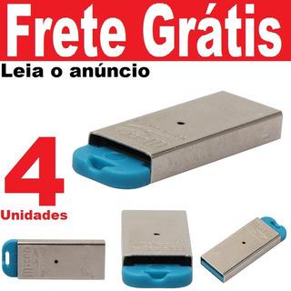 04und Leitor Usb Cartão Micro Sd Classe 10 Ou 4 Adaptador