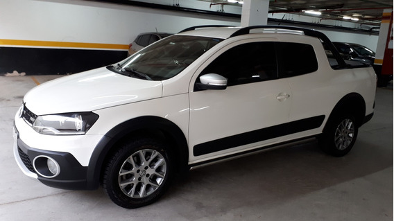 Volkswagen Saveiro Cross - Cabine Dupla