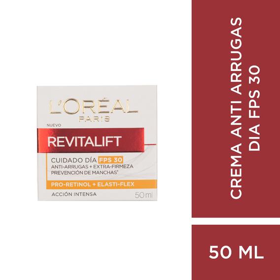 Crema Día Fps30 L´oréal Paris Revitalift X 50ml