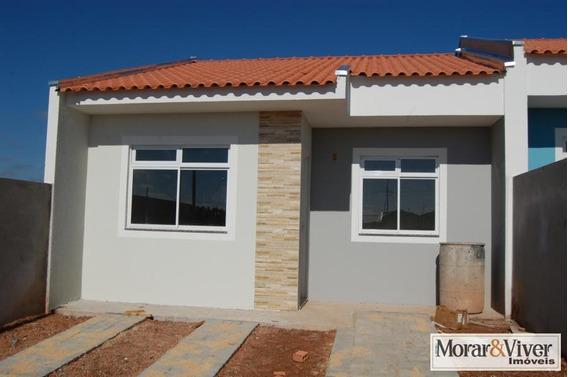 Casa Para Venda Em Fazenda Rio Grande, Estados, 2 Dormitórios, 1 Banheiro, 1 Vaga - Faz3590