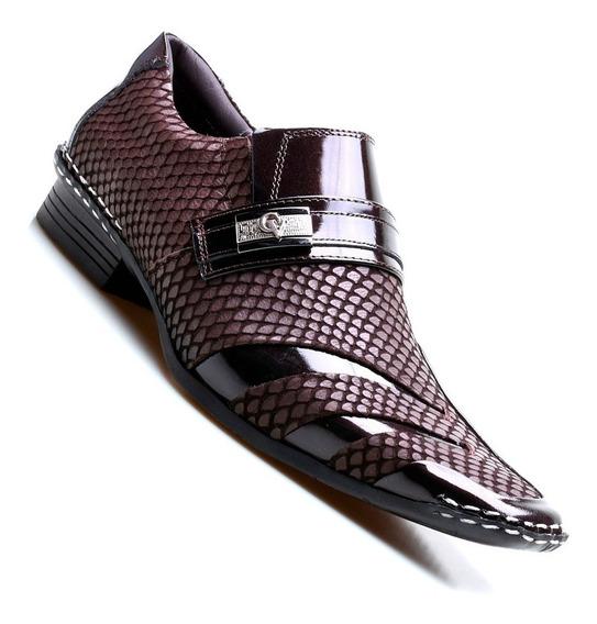 Sapato Social Masculino Calvest Confortável