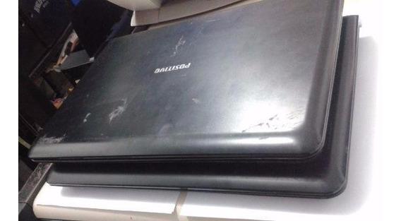 2 Notebook Positivo Para Conserto Ou Retirada De Peças