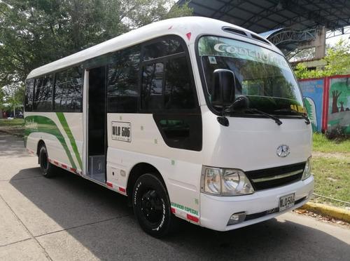 Buseta Hyundai County 2015 - Escolar / Especial / Turismo