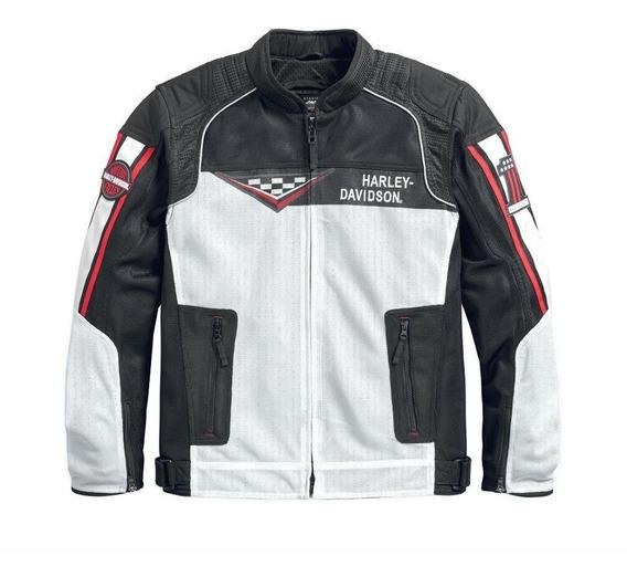 Harley Davidson Jaqueta Wind Cave Mesh Coolcore Original