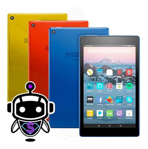 Tablet Amazon Fire Hd 8 = Samsung Tab - 32 Gb M E M O R I A