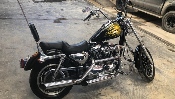 Harley Davidson Sportster 1998 Motor 1200 Cc