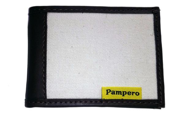 Billetera Hombre Pampero Alerce Combinada (480134000)