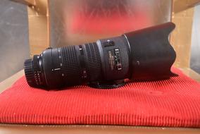 Lente Nikon Af Nikkor 80-200mm F/2.8d Ed