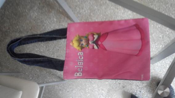 Cartera Para Niñas De La Princesa Peach