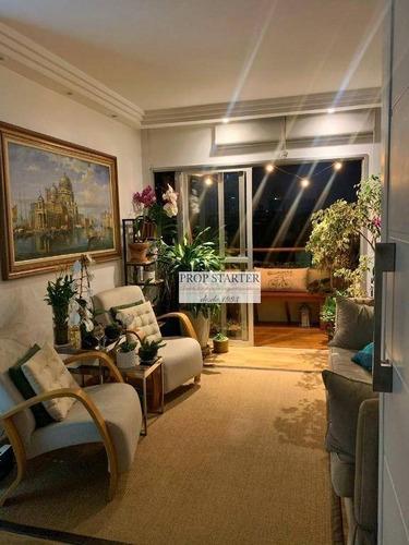 Imagem 1 de 15 de Apartamento Com 3 Dormitórios À Venda, 95 M² Por R$ 900.000 - Vila Madalena - Prop Starter Adn. Imóveis - Ap0589
