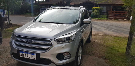 Ford Kuga 2.0 Titanium At Awd 2019 Impecable = Que 0