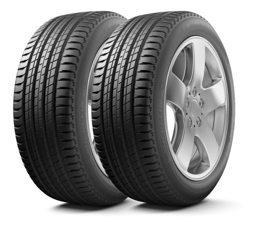 Kit X2 Neumaticos 285/40r20 108y Michelin Latitude 3 Cuotas
