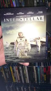 Bluray Steelbook Interstellars